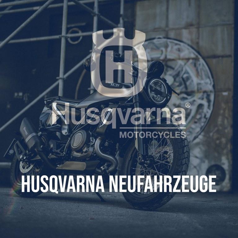 Neufahrzeuge Husqvarna