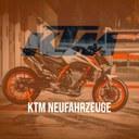 Neufahrzeuge KTM