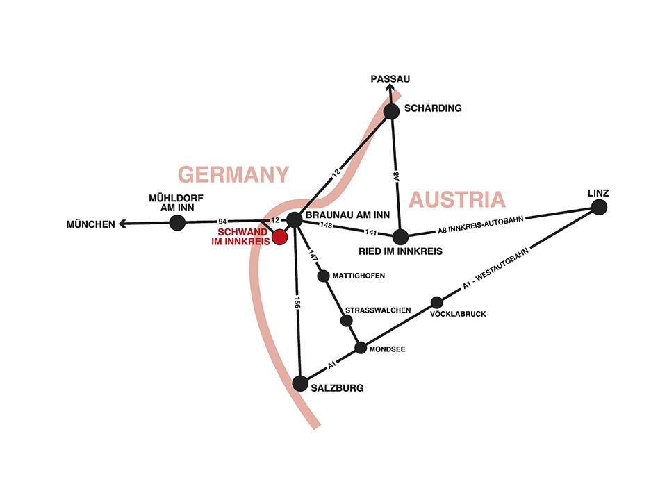 KTM Wimmer Map