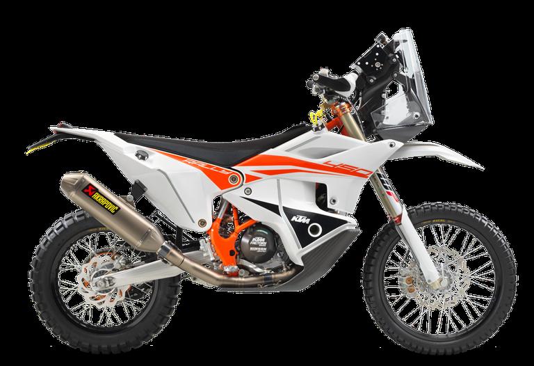 KTM 450 RALLY 2020