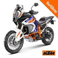 KTM Motorrad Vorführer