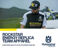 Husqvarna Rockstar Energy  2020 Factory Racing Casual Apparel